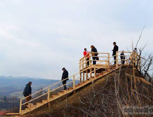Traseul turistic Dealul Melcului