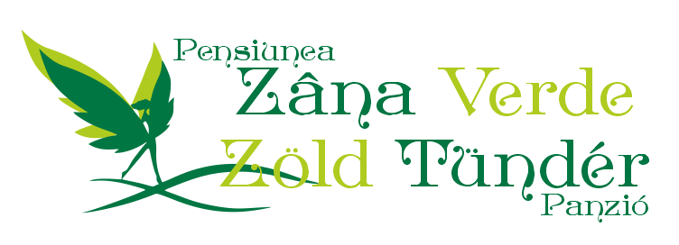 Pensiunea Zana Verde – Zold Tunder – Sauna, Jacuzzi-ciubar, ATV etc Logo